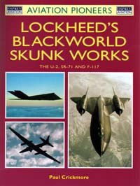 cover: Lockheed's Blackworld Skunk Works